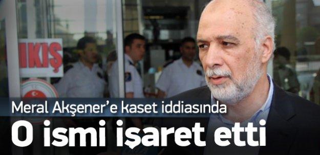Latif Erdoğan firari 'abi' Yeşil'i işaret etti