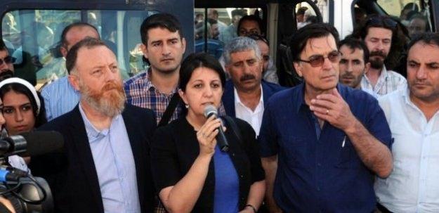 Patlama sonrası HDP'den ilk açıklama