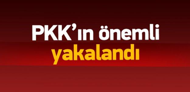 PKK'nın Ankara sorumlusu yakalandı!