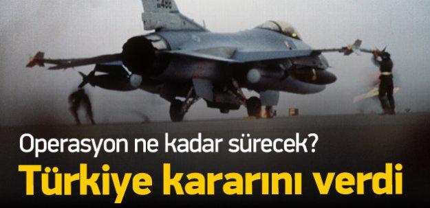 PKK'ya operasyon ne zaman bitecek?