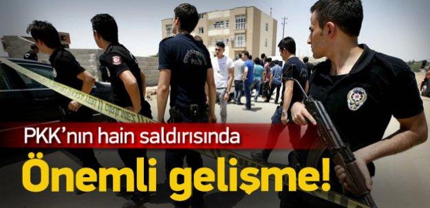 Polislerin şehit edilmesi olayında 3 gözaltı