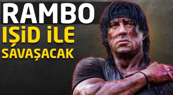 Rambo bu kez IŞİD ile savaşacak