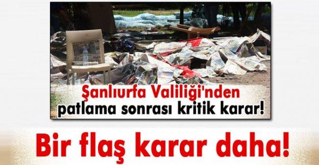 Şanlıurfa'da yürüyüş, basın açıklaması yasağı iptal edildi