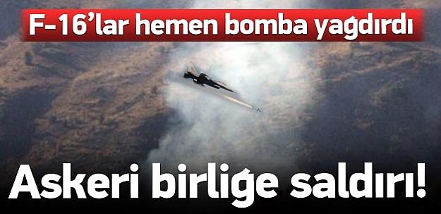Şırnak'ta çatışma: Yaralı askerler var