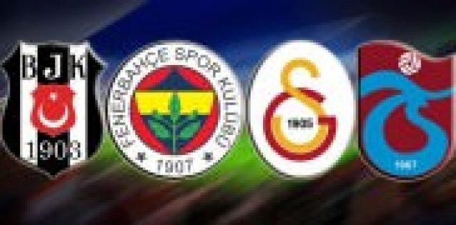Süper Lig'de derbi haftaları belli oldu!
