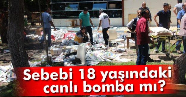 Suruç'ta 18 yaşında canlı bomba iddiası
