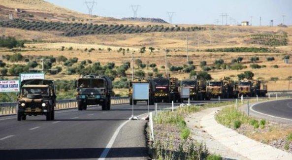 TSK'dan Esad'ı kızdırcak hamle