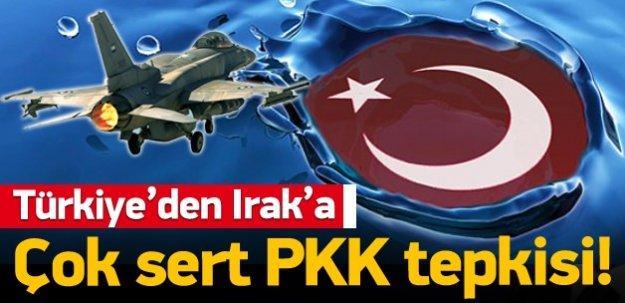 Türkiye: Irak Hükümeti hayal kırıklığı yarattı