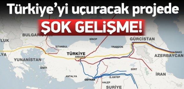 Türkiye'yi uçuracak projede flaş gelişme!