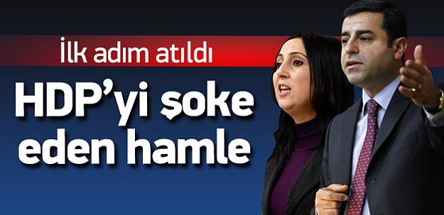 Yargıtay'dan HDP'ye 'terör' incelemesi