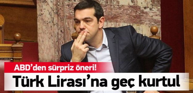 Yunanistan'a TL'ye geç önerisi