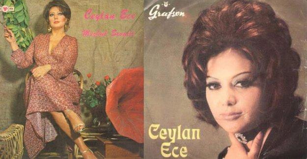 60'lı yılların ünlü ismi Gönül Ceylan Ece vefat etti