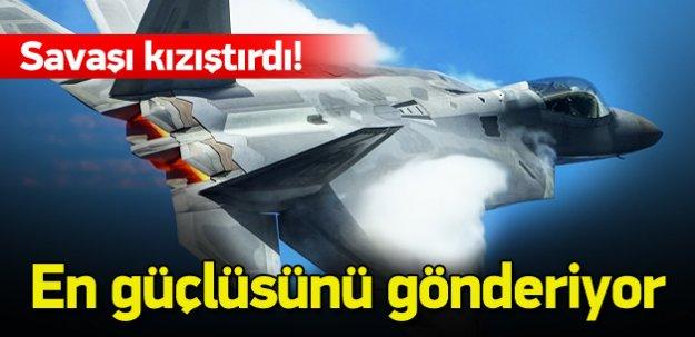 ABD, Avrupa'ya savaş uçakları gönderiyor