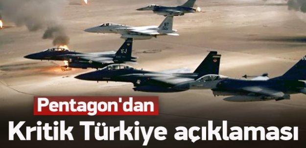 ABD'den önemli Türkiye açıklaması