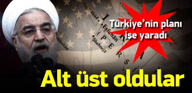 ABD'nin ''Büyük İran Projesi''ni Türkiye bozdu