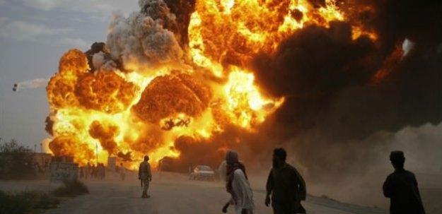 Afganistan'da intihar saldırısı: 20 ölü