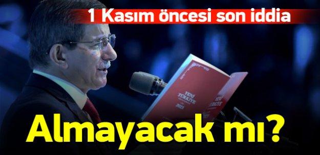 'AK Parti aday başvurusu almayacak' iddiası