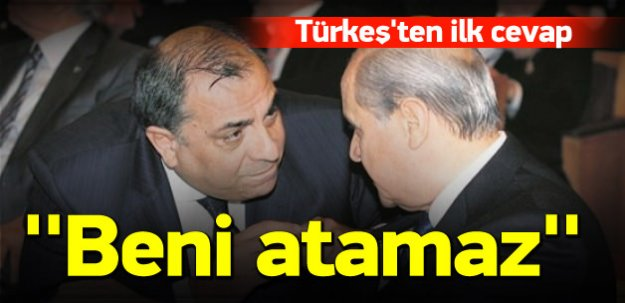 AK Parti adaylığına Türkeş'ten ilk cevap