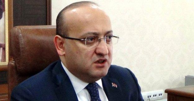 Akdoğan: HDP gücünü PKK'nın baskı ve şiddetinden alıyor