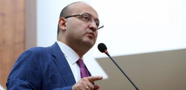 """Akdoğan: """"Seçimin tek sorumlusu Bahçeli'dir"""""""
