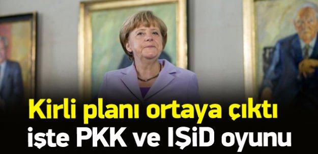 Almanya'nın kirli Türkiye planı