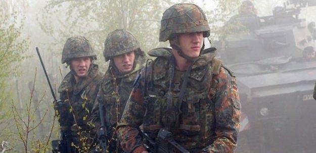 Almanya silah ihracatını artırdı