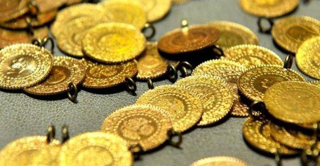 Altının gram satış fiyatı ne kadar?