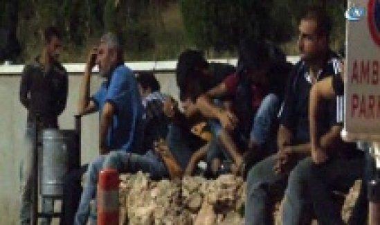 Ankara'da mevsimlik işçiler birbirine girdi: 1 ölü 8 yaralı!