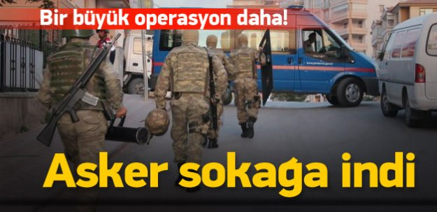 Ankara'da terör örgütü operasyonu