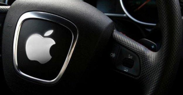 Apple'dan devrim gibi araba projesi