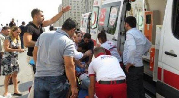 Ataşehir'de silahlı kavga