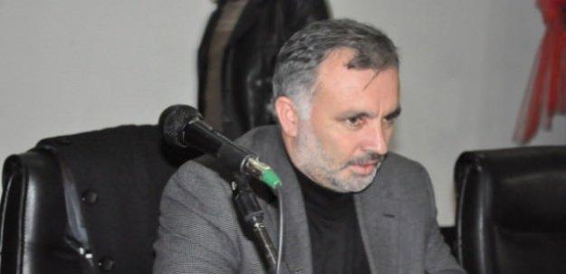 Ayhan Bilgen HDP'nin sözcüsü olacak