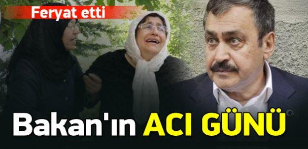 Bakan Eroğlu'nun annesi vefat etti