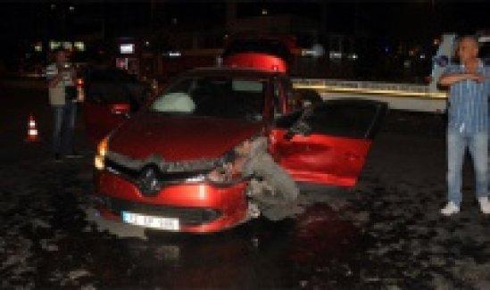 Batman'da iki ayrı trafik kazasında 2'si ağır 4 kişi yaralandı