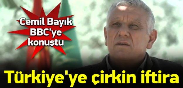 BBC'de Türkiye'ye iftira attı