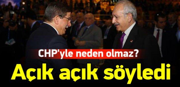 Beki ''CHP'yle neden olmayacağını'' yazdı