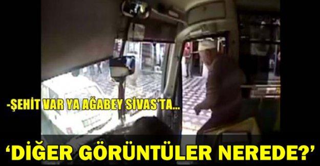 Belediye kamera görüntüsü yayınladı, şoför ispata davet etti