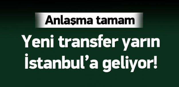 Beşiktaş bombayı patlattı! Yarın İstanbul'da
