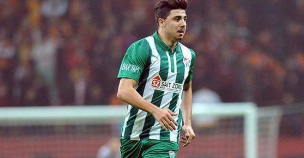 Beşiktaş Ozan ısrarını sürdürüyor