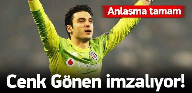 Cenk Gönen Galatasaraylı gibi!