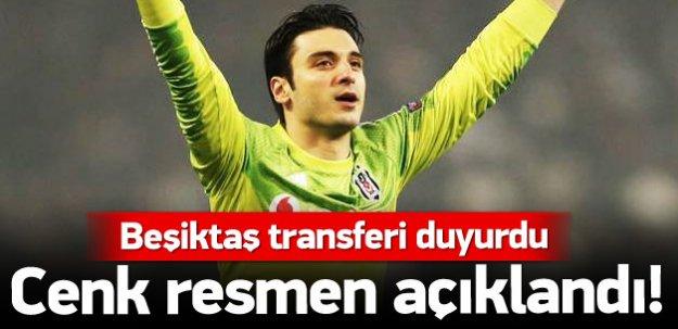 Cenk Gönen transferi resmen açıklandı!
