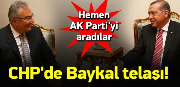CHP'de Baykal telaşı! 4 yıldan geri adım attı