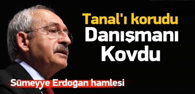 CHP'den Davutoğlu'na 'Sümeyye' cevabı