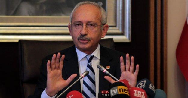 CHP Lideri Kılıçdaroğlu, Artvin Valisi ile görüştü