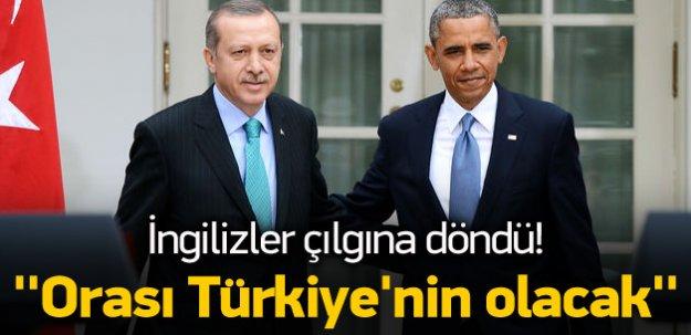 Çıldırdılar: O topraklar Türkiye'nin olacak