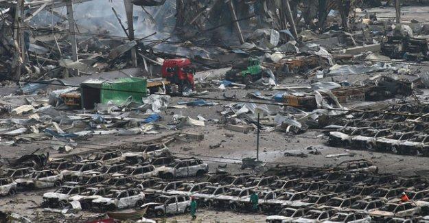 Çin'de ölü sayısı 112'ye yükseldi
