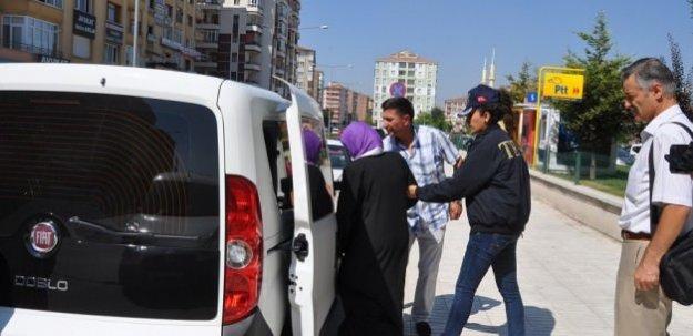 Çorum'da IŞİD operasyonu : 4 gözaltı