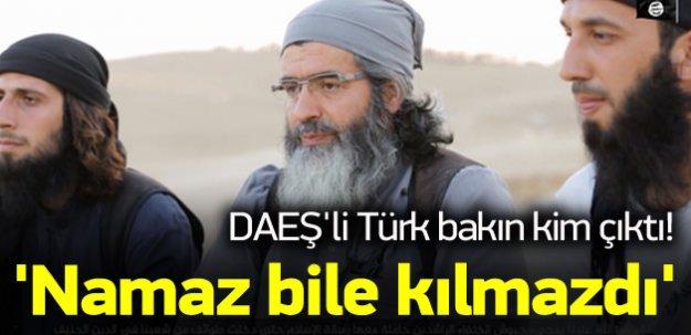 DAEŞ'in 'tatlıcı' Türk emiri