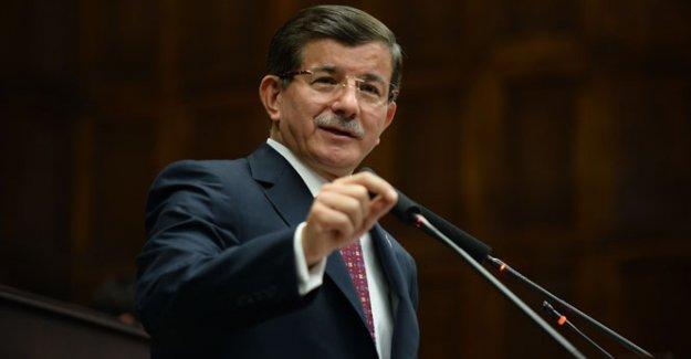 Davutoğlu'ndan seçim hükümeti görevi açıklaması