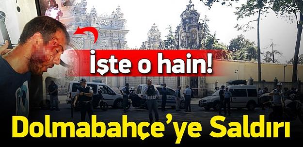 Dolmabahçe Sarayı'nda silah sesleri